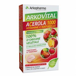acerola-1000-vitamine-c-30-comprimes-arkovital-arkopharma
